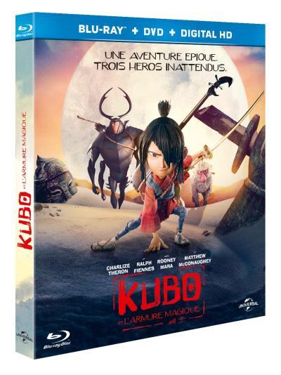 Kubo et l'armure magique - MULTi (Avec TRUEFRENCH) HDLight 1080p