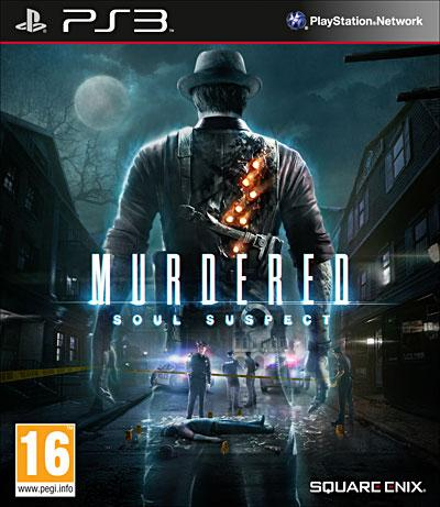Murdered Soul Suspect PS3 - PlayStation 3