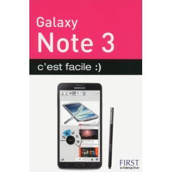 a Patrick Beuzit Smartphone Galaxy Note  c est facile