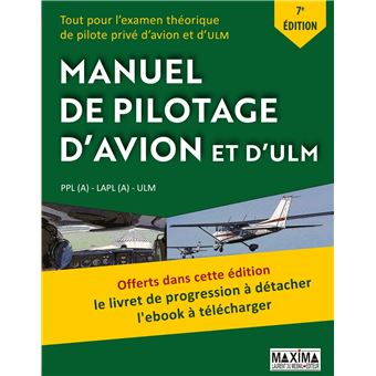 manuel de pilotage d 39 avion 5 me dition revue et mise jour broch collectif achat livre. Black Bedroom Furniture Sets. Home Design Ideas