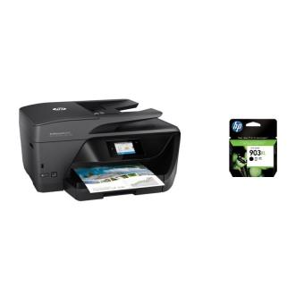 imprimante hp officejet pro 6970 multifonctions wifi noir. Black Bedroom Furniture Sets. Home Design Ideas