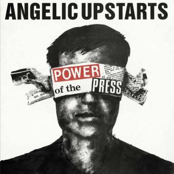 Power of the press angelic upstarts cd album achat for Brulots de jardin