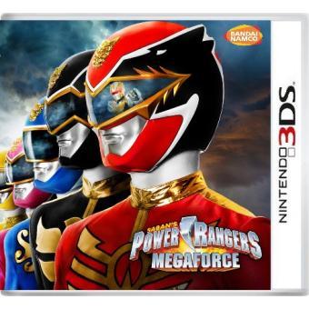 Power rangers samurai mega force 3ds sur nintendo 3ds - Jeux de power rangers super samurai ...