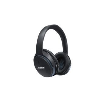 casque circum aural sans fil bose soundlink ii noir casque audio achat prix fnac. Black Bedroom Furniture Sets. Home Design Ideas
