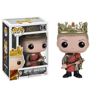 Figurine Funko Pop Game Of Thrones Joffrey Baratheon