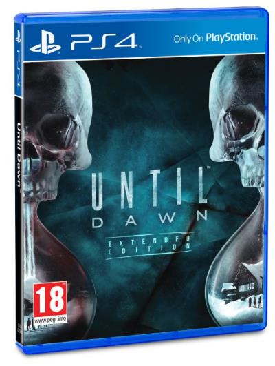 Until Dawn Extended Edition PS4 - PlayStation 4