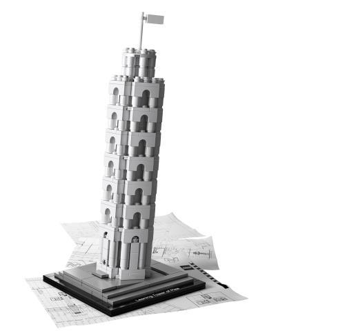 Lego architecture 21015 la tour de pise lego - Lego architecture tour de pise ...