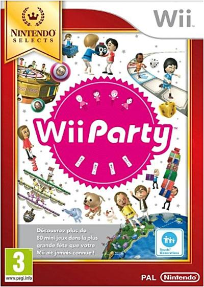 Wii Party Selects - Nintendo Wii