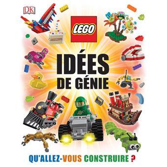 Lego id es de g nie cartonn daniel lipkowitz achat - Idee de genie bricolage ...