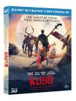 Photo : Kubo et l'Armure Magique (Blu-ray 3D) - Combo Blu-ray + DVD + Copie digitale