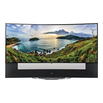 TV LG 105UC9V UHD 4K 3D Incurve