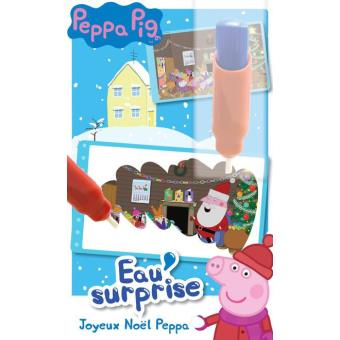 Peppa pig eau 39 surprise joyeux no l peppa madeleine - Peppa cochon noel ...