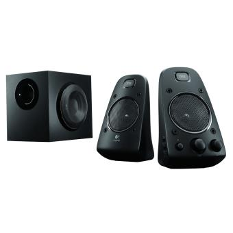 logitech z623 2 1 enceintes surround achat prix fnac. Black Bedroom Furniture Sets. Home Design Ideas
