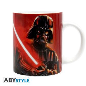 mug 320 ml star wars trooper et vador abystyle vaisselle la fnac. Black Bedroom Furniture Sets. Home Design Ideas