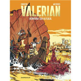 Valérian et Laureline - Tome 4 : Bienvenue sur Alflolol