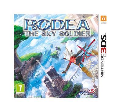 Rodea The Sky Soldier 3DS - Nintendo 3DS