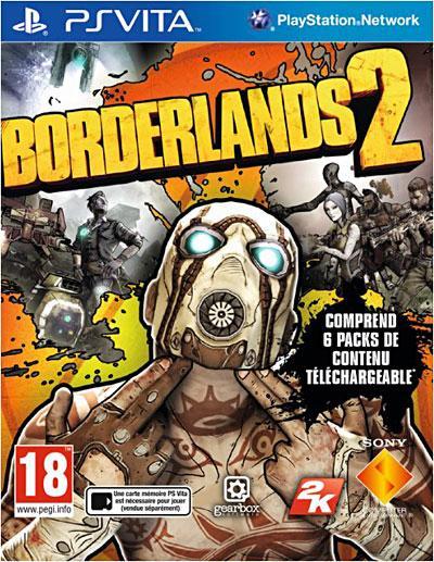 Borderlands 2 PS Vita - PS Vita