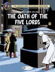 BLAKE ET MORTIMER,18:THE OATH OF THE FIVE LORDS
