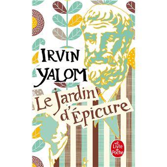le jardin d 39 picure poche irvin yalom achat livre achat prix fnac. Black Bedroom Furniture Sets. Home Design Ideas