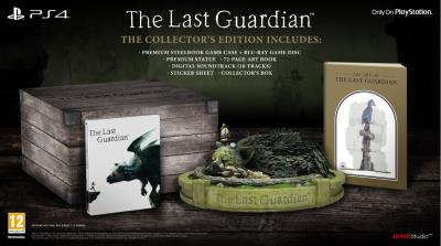 The Last Guardian Edition Collector PS4
