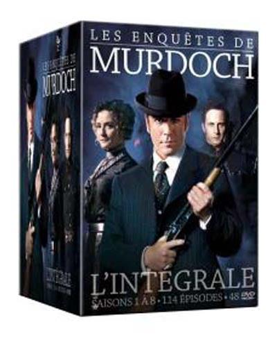 Les Enquêtes de Murdoch Saisons 1 à 8 Coffret DVD