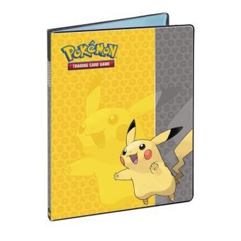 cahier range cartes pikachu pok mon 180 cartes jeu de cartes achat prix fnac. Black Bedroom Furniture Sets. Home Design Ideas