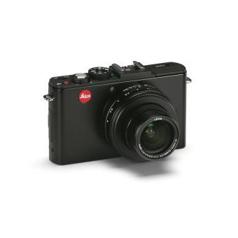 Compact Leica D Lux 6 , Noir Appareil photo numérique compact