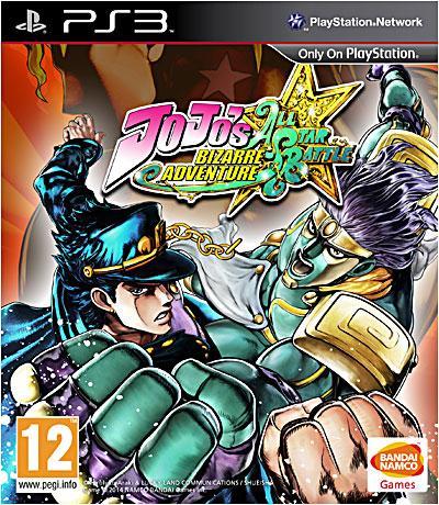 Jojo's Bizarre Adventure All Star Battle PS3 - PlayStation 3