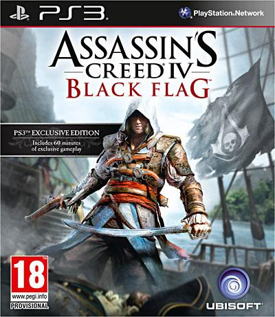 Assassin's Creed 4 Black Flag PS3 - PlayStation 3