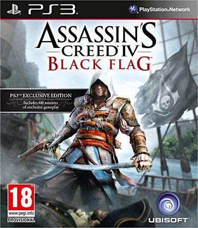 Assassin's Creed 4 Black Flag PS3 - PlayStation 3