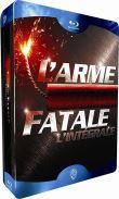 L'Arme fatale - L'intégrale (Blu-Ray)