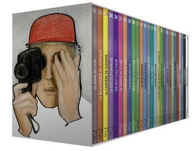 Eric Rohmer Coffret intégral 26 DVD+Blu-Ray