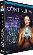 Continuum - Saison 1 (DVD)