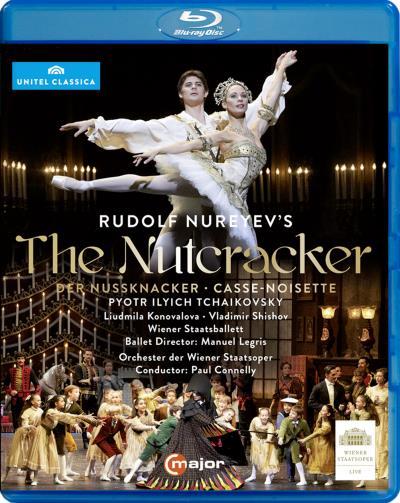 Casse-Noisette - Opéra de Vienne 2014 - Blu-ray