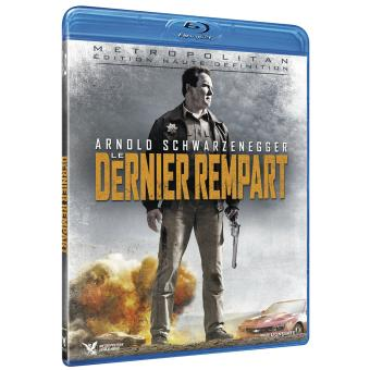 le dernier rempart blu ray blu ray kim jee woon arnold schwarzenegger forest whitaker. Black Bedroom Furniture Sets. Home Design Ideas