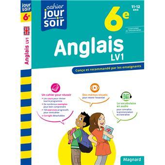 Anglais 6ème Cahier d'exercices, Edition 2016 - broché - Collectif - Achat Livre - Achat & prix ...