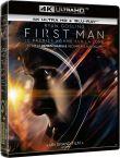 First Man Le premier homme sur la Lune Blu-ray 4K Ultra HD