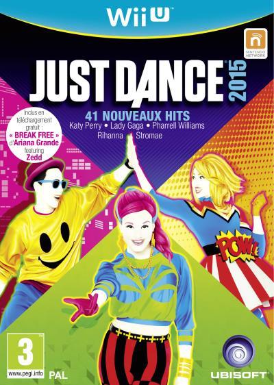 Just Dance 2015 Wii U - Nintendo Wii U