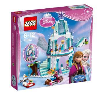 Lego disney princess reine des neiges 41062 le palais de - Palais de glace reine des neiges ...