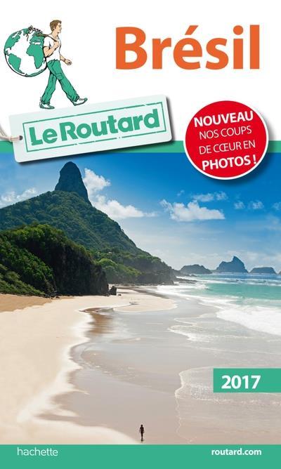 Image accompagnant le produit Guide du Routard Brésil