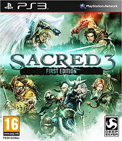 Sacred 3 First Edition PS3 - PlayStation 3