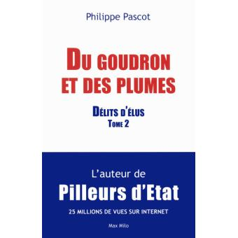 du goudron et des plumes broch philippe pascot achat livre ou ebook. Black Bedroom Furniture Sets. Home Design Ideas
