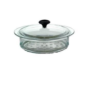 panier vapeur verre pyrex classic 20 cm achat prix fnac. Black Bedroom Furniture Sets. Home Design Ideas