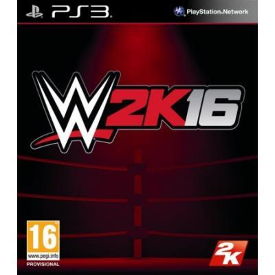 WWE 2K16 PS3 - PlayStation 3