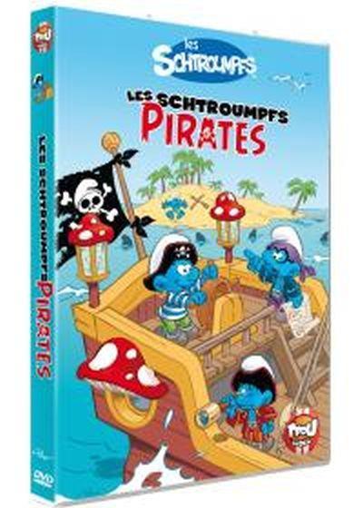 Les Schtroumpfs : Pirates - DVD