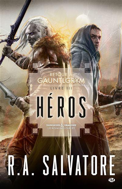 Retour à Gauntlgrym - R.A. Salvatore (3 tomes) (2017)