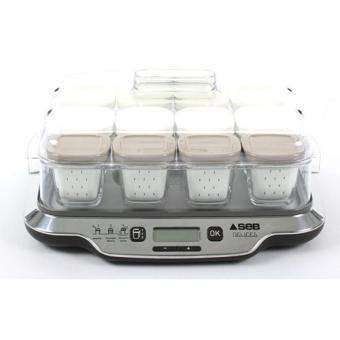 Yaourti re 12 pots seb multid lices achat prix fnac - Yaourtiere multi delice 12 pots ...