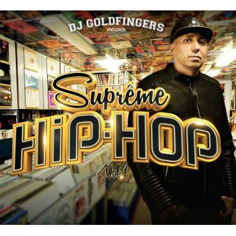 Supreme hip hop rap cd album achat prix fnac for Achat maison rap