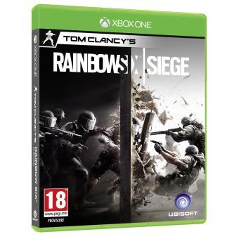rainbow six siege xbox one sur xbox one jeux vid o. Black Bedroom Furniture Sets. Home Design Ideas