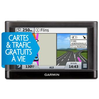 gps garmin n vi 55 lmt s rie essential europe 22 pays cartes info trafic gratuits vie. Black Bedroom Furniture Sets. Home Design Ideas